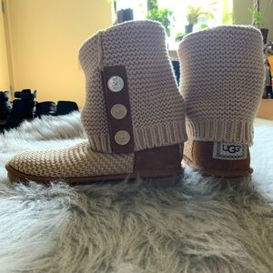 💓REDUCED!!💓NWT NEVER WORN Purl Cardy Knit Boots